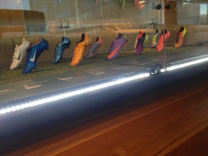 Nike do Brasil. Sao Paolo